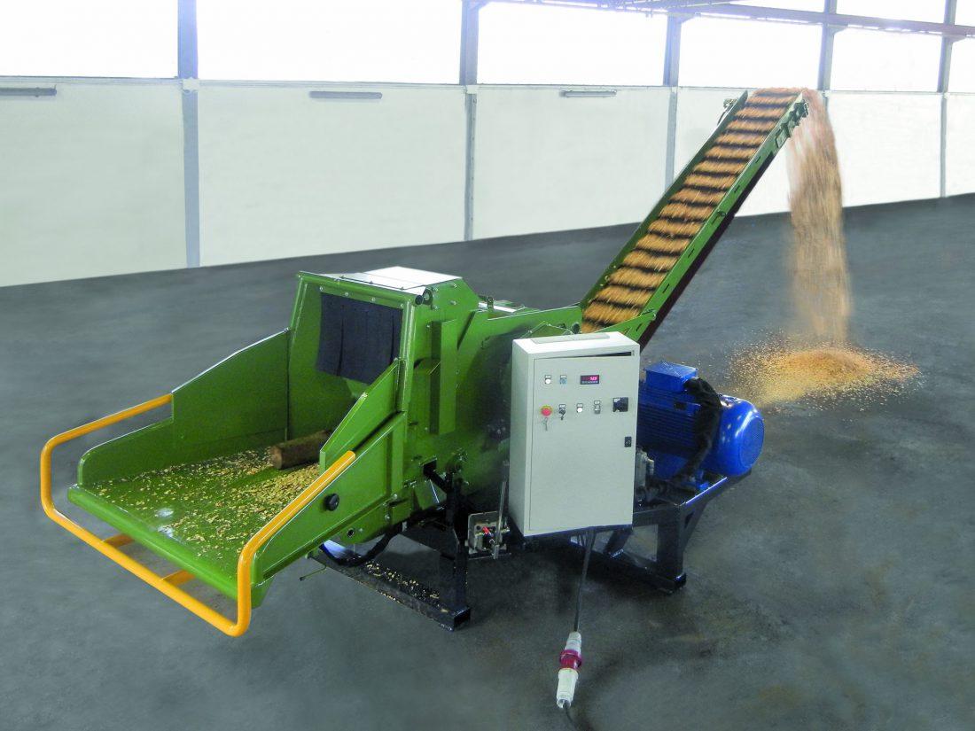Ideale per piccoli impianti per la produzione del pellet for Impianto produzione pellet usato