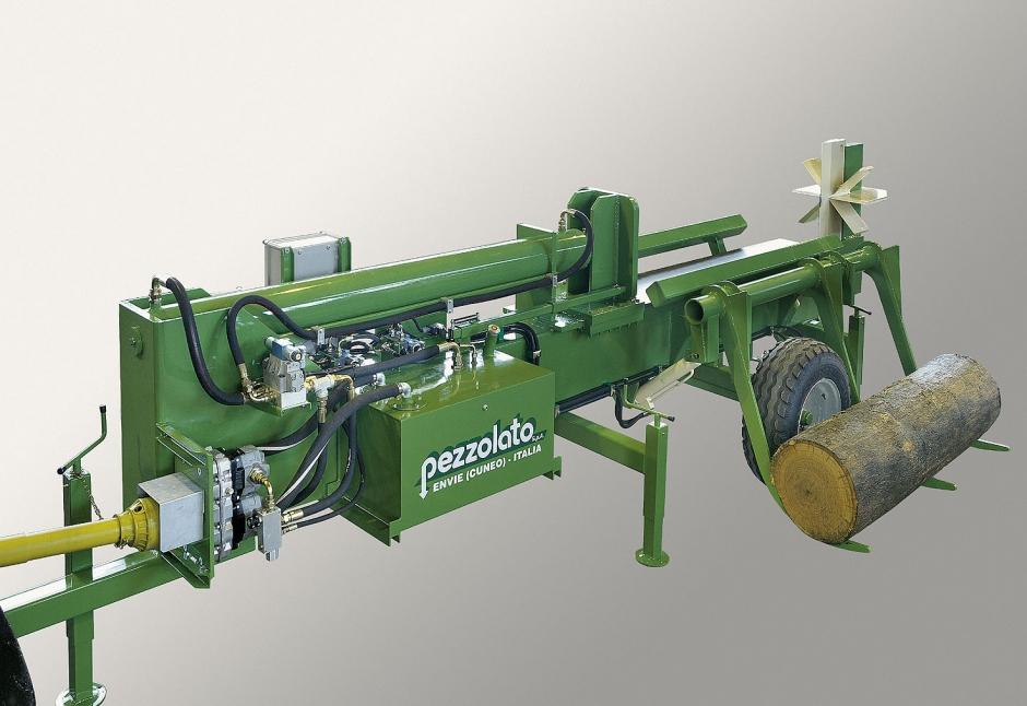 Spaccalegna Orizzontale Professionale 40 Ton Macchine