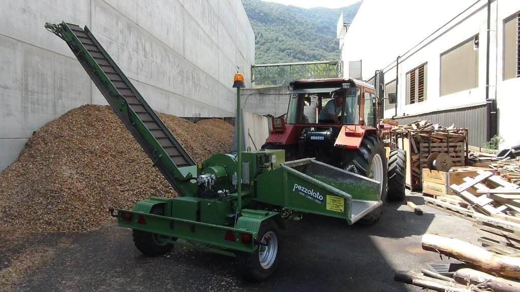 PEZZOLATO PTH 250 ENERGY