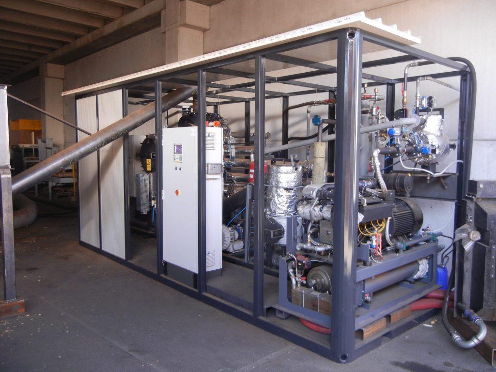 SPANNER RE2-Vergaser- und BHKW-Motor