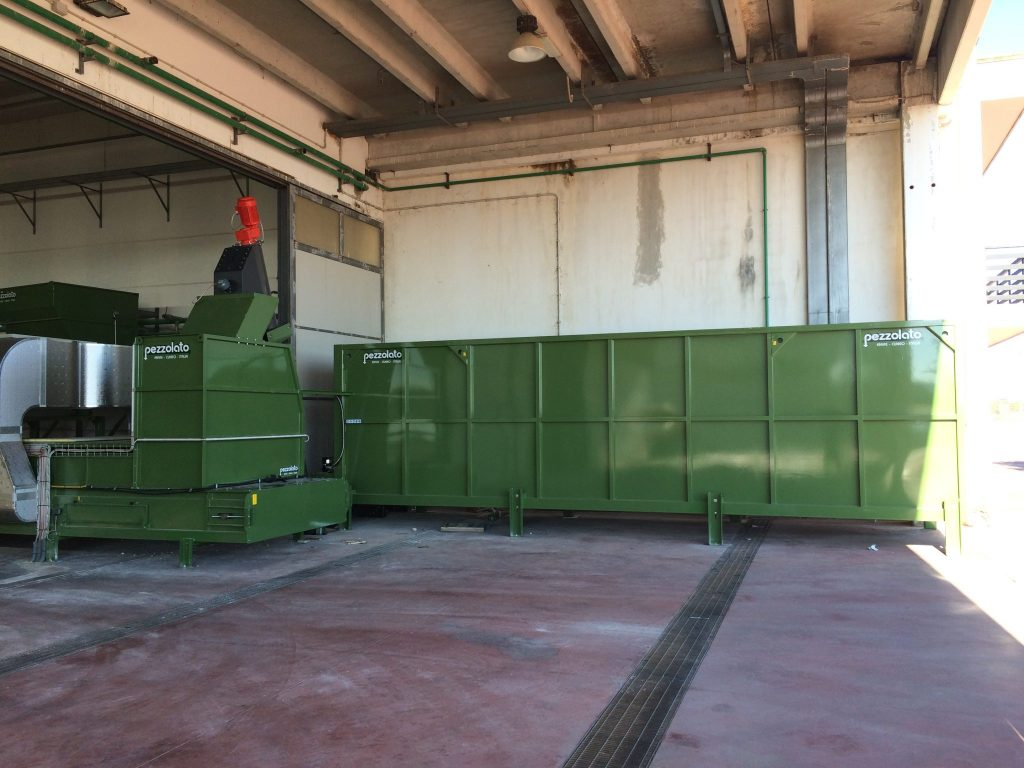 Wood chips dryer Pezzolato EPG 200